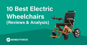 10 Best Electric Wheelchairs