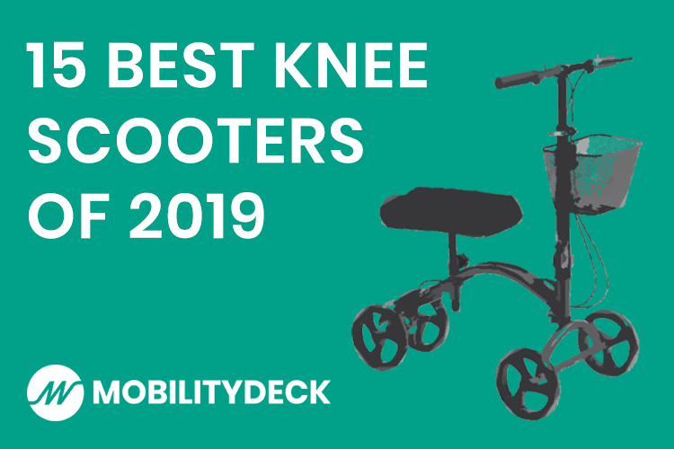 The Best Knee Scooters