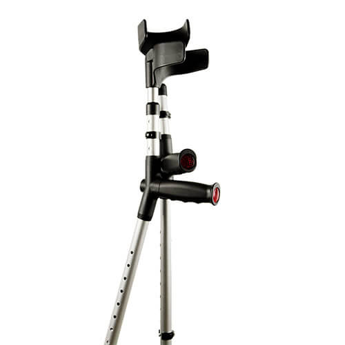 Standard Pair of Forearm Crutches (or Elbow Crutches)