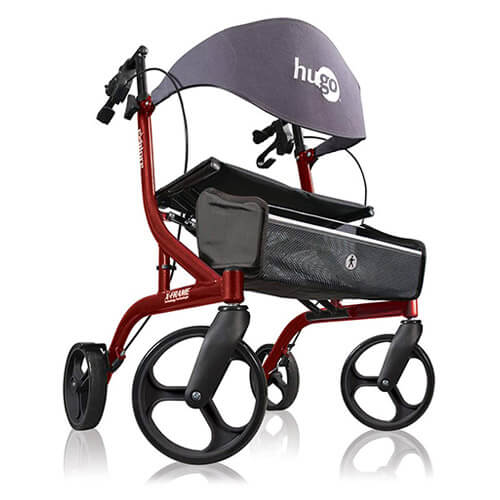 Hugo Mobility Explore Side-Fold Rollator Walker