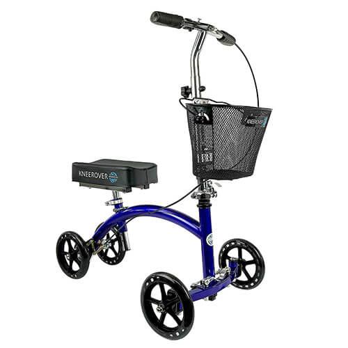 KneeRover Deluxe Steerable Knee Scooter