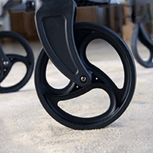 UPWalker Wheel With Brake