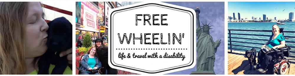 Free Wheelin' Logo