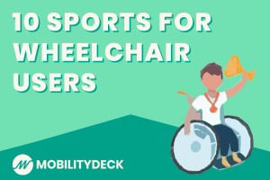 Sports for Wheelchair Users Header Image