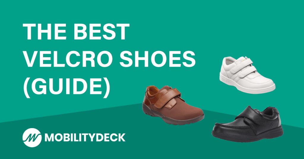 Best Velcro Shoes For Elderly Men